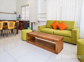 1 Bedroom House for rent in Boeng Keng Kang Ti Muoy, Phnom Penh 1 Bedroom Townhouse For Rent In Tonle Bassac