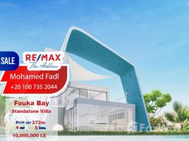 Matrouh Villa standalone 372 m for sale at Fouka Bay 5 卧室 房产 售
