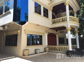 6 Bedrooms Villa for sale in Boeng Kak Ti Pir, Phnom Penh Villa For Sale in TUOL KORK, 20m X 30m, Price : $1,200,000 ផ្ទះវីឡាលក់នៅទួលគោក, ២០ ម៉ែត្រ x ៣០ ម៉ែត្រ, ១,២០០,០០០ ដុល្លា