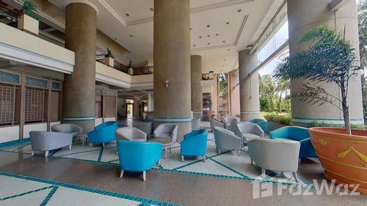 3D Walkthrough of the Reception / Lobby Area at Springfield Beach Resort