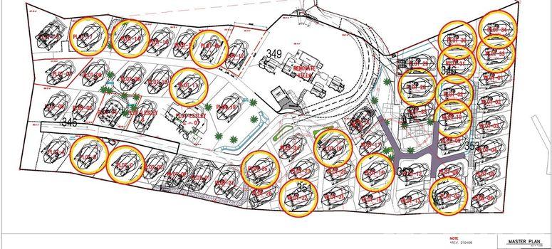 Master Plan of Samui Green Cottages - Photo 1