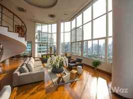 4 Bedrooms Penthouse for rent in Khlong Tan Nuea, Bangkok Moon Tower