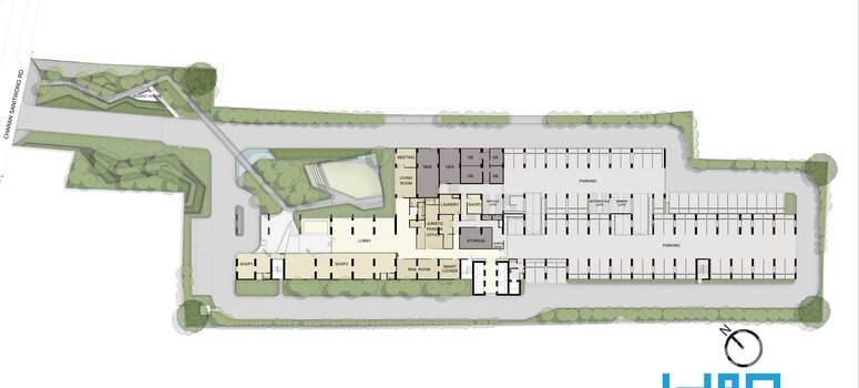 Master Plan of Ideo Charan 70 - Riverview - Photo 1