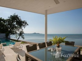 4 Bedrooms Property for sale in Bo Phut, Koh Samui 4BR Gorgeous Modern Beach Villa Bangrak