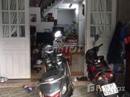 3 Bedrooms House for rent in Tay Thanh, Ho Chi Minh City Cho thuê nhà hẻm 12m P. Tây Thạnh, Q Tân Phú 4*14m, đúc 3 tấm, sân thượng, 4P, full NT cao cấp