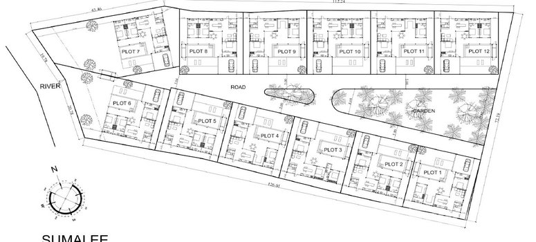 Master Plan of SUMALEE By Tropical Life Residence - Photo 1