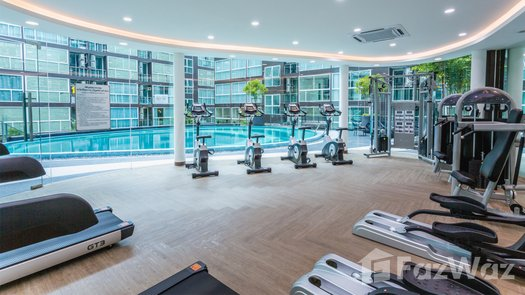 Photos 1 of the Communal Gym at Chateau In Town Charansanitwong 96/2