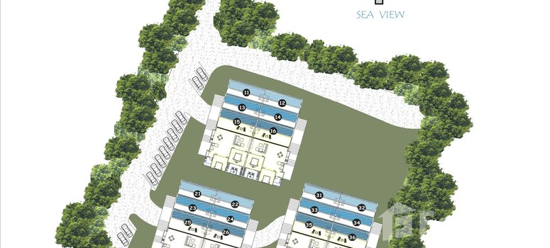 Master Plan of The Residences Overlooking Layan - Photo 1