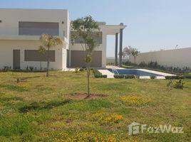 3 غرف النوم فيلا للبيع في NA (Agdal Riyad), Rabat-Salé-Zemmour-Zaer Vente Villa Neuve Rabat Souissi REF 1291