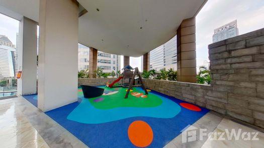 3D Walkthrough of the Indoor Kids Zone at The Infinity
