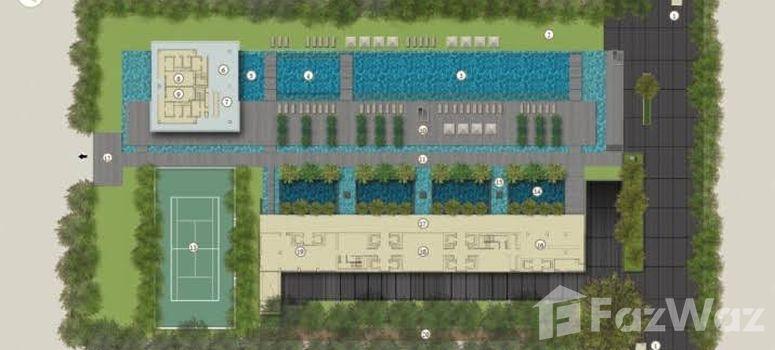 Master Plan of The Sukhothai Residences - Photo 1