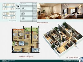 3 Bedrooms Condo for sale in Trung Hoa, Hanoi CT4 Vimeco II