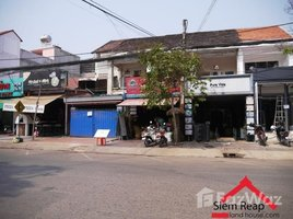Studio House for sale in Svay Dankum, Siem Reap A flat house near Red Piano in siem reap for sell $620,000 ID: HFS-117