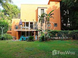 Cairo Ultra Modern Villa With Huge Garden For Rent In Maadi Degla 5 卧室 别墅 租