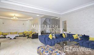 5 غرف النوم فيلا للبيع في NA (Annakhil), Marrakech - Tensift - Al Haouz