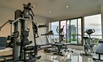 Communal Gym at C-View Boutique and Residence