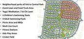 Master Plan of La Rosa 3