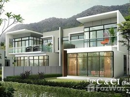 槟城 Paya Terubong Semi-D Villa 4 卧室 屋 售