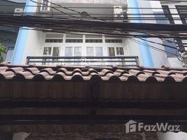 4 Phòng ngủ Nhà mặt tiền bán ở Phường 5, TP.Hồ Chí Minh Bán nhà Nguyễn Thượng Hiền, Hoàng Hoa Thám, P5 40m2 trệt 2 lầu đúc, 4.5 tỷ TL
