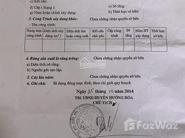 3 Bedrooms House for sale in Khe Sanh, Quang Tri Chính chủ cần bán gấp nhà mặt tiền để kinh doanh, mua bán đường Hồ Chí Minh (QL 9), Quảng Trị