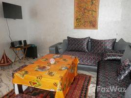 Marrakech Tensift Al Haouz Na Menara Gueliz A saisir appartement à louer meublé tout neuf de 2 chambres, résidence neuve et sécurisée au quartier Camp el Ghoul, Marrakech 2 卧室 住宅 租