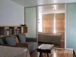 曼谷 Phra Khanong U Sabai Rama 4 - Kluaynamthai 1 卧室 房产 售