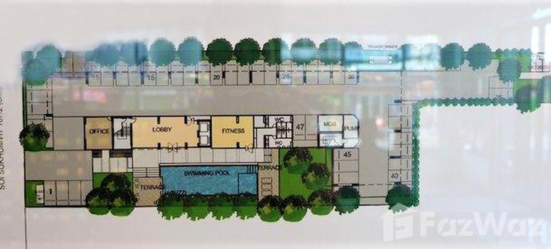 Master Plan of Voque Place Sukhumvit 107 - Photo 1