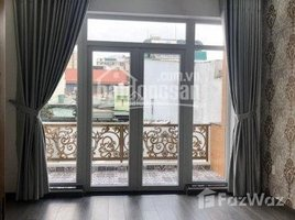 4 Phòng ngủ Nhà mặt tiền bán ở Phường 15, TP.Hồ Chí Minh Bán nhà mới xây Phan Huy Ích, DT 4x12m công nhận đủ, đúc 3,5 tấm, giá 4,8 tỷ TL. 4PN, 3WC