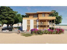 N/A Terreno (Parcela) en venta en Puerto Lopez, Manabi Los Algarrobos #1: Beachfront Lot with Spectacular Ocean Views to Build a Boutique Condo Project or, Puerto Lopez, Manabí