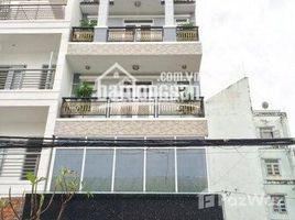 Studio House for sale in Pham Ngu Lao, Ho Chi Minh City Xuất cảnh bán khách sạn 4 lầu kinh doanh khu vip Tây Phạm Ngũ Lão, Q.1 DT 50m2 giá 10.2 tỷ