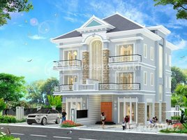 4 Bedrooms House for sale in Chrang Chamreh Ti Pir, Phnom Penh Borey Vimean Phnom Penh