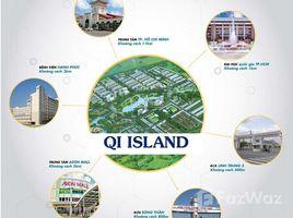 """Земельный участок, N/A на продажу в Binh Chieu, Хошимин Bom tấn đến từ tập đoàn Hoa Lâm Group, mở bán giai đoạn 1 đại đô thị đảo"""" Qi Island """" Thủ Đức"""