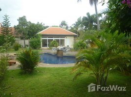 4 Bedrooms Villa for sale in Nong Pla Lai, Pattaya The Chase & Foxlea Villas