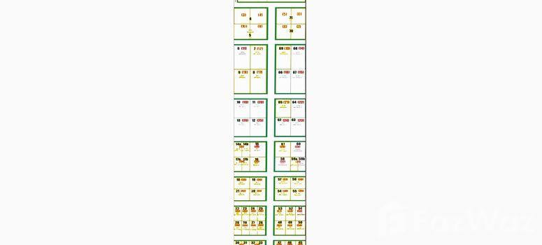 Master Plan of Majestic Residence Pratumnak - Photo 1