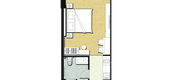 Unit Floor Plans of The Star Hill Condo