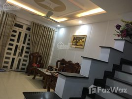 5 Bedrooms House for sale in Tan Tao A, Ho Chi Minh City Giá cực sốc, bán nhà MT đường Số 3, 1 trệt, 3 lầu, 4x15m, thiết kế kiểu Pháp, full nội thất cao cấp