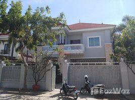 4 Bedrooms Villa for rent in Chak Angrae Leu, Phnom Penh 4Bed Single Villa For Rent In Tonle Bassac