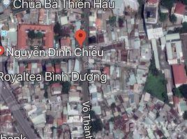 Studio House for sale in Hiep Thanh, Binh Duong Nhà lô góc 2 mặt tiền đường Võ Thành Long và Nguyễn Đình Chiểu. +66 (0) 2 508 8780