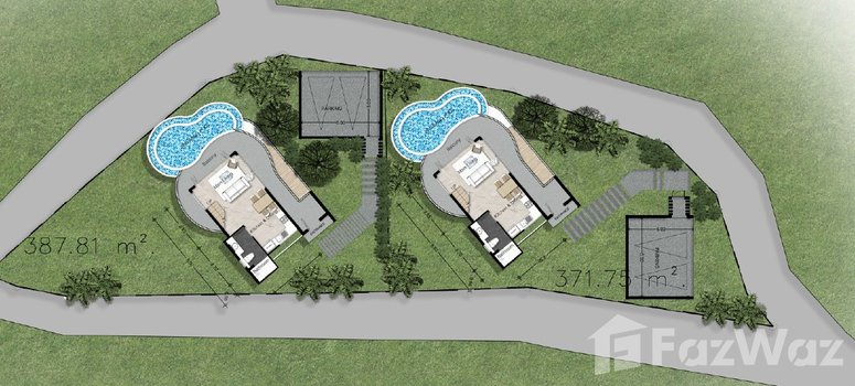 Master Plan of Nakara Villas - Photo 1