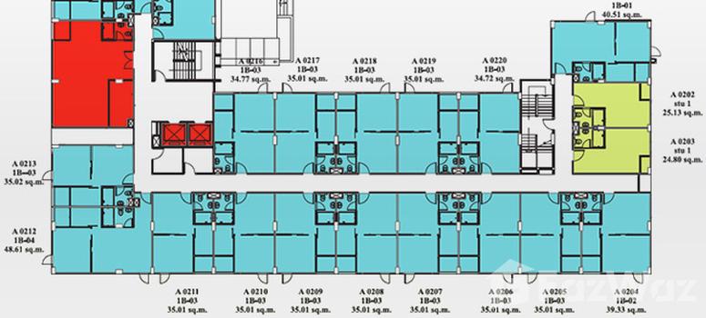 Master Plan of Casa Condo Ratchada-Thapra - Photo 1