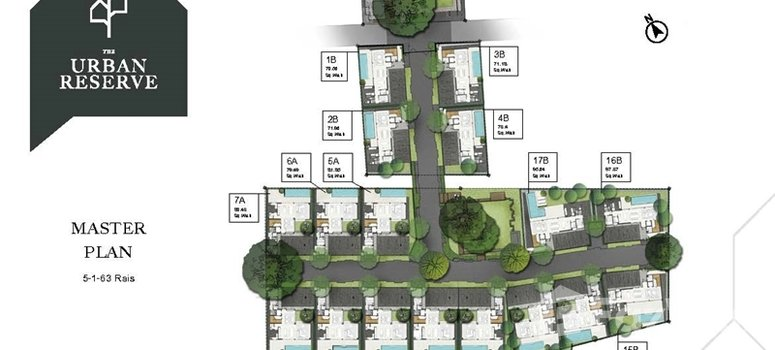 Master Plan of The Urban Reserve - Photo 1