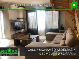 Cairo South Investors Area Palm Hills Village Gate 3 卧室 顶层公寓 租