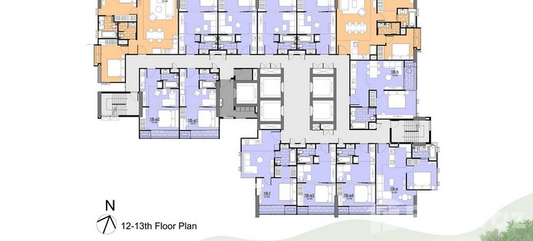 Master Plan of Marina Bayfront Sriracha Condo - Photo 1