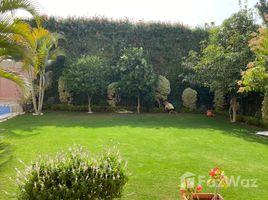 Giza Sheikh Zayed Compounds Tara 8 卧室 别墅 租