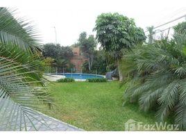 Lima Lima District EL GOLF DE LOS INCAS 5 卧室 公寓 售