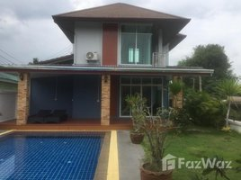 3 Bedrooms Villa for sale in Nong Prue, Pattaya Alone villa with pool in Nong prue