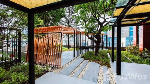 Photos 1 of the Communal Garden Area at Whizdom Avenue Ratchada - Ladprao
