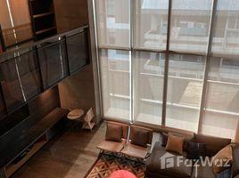 曼谷 Khlong Toei Nuea Rende Sukhumvit 23 3 卧室 顶层公寓 租