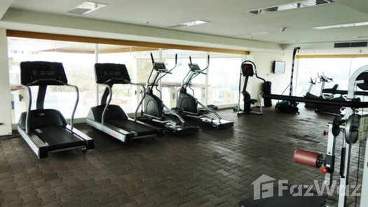 3D Walkthrough of the Communal Gym at Grand 39 Tower
