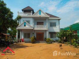 Дом, 4 спальни в аренду в Sla Kram, Сиемреап Other-KH-72065